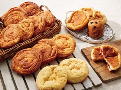COMO天然酵母パン